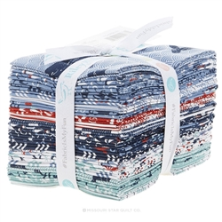 By The Sea Fat Quarter Bundle