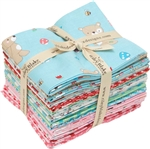 Teddy Bear's Picnic Fat Quarter Bundle