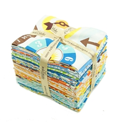 Fun and Games Fat Quarter Bundle