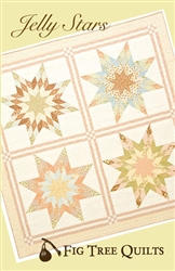 Jelly Stars by Fig Tree Quilts