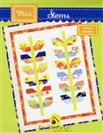 Mini Stems Quilt Pattern by Fig Tree Quilts
