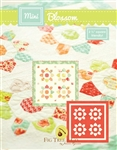 Mini Blossoms Quilt Pattern by Fig Tree Quilts