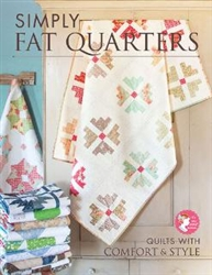 Simply Fat Quarters by Its Sew Emma