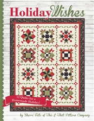 Holiday Wishes from It's Sew Emma by Sherri Falls