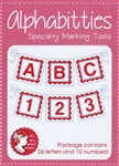 Alphabitties by It's Sew Emma