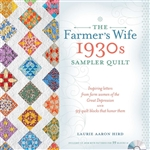 Farmers Wife 1930's Samplers Quilt