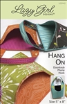 Lazy Girl Designs Hang On Pattern