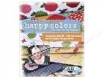 Happy Colors Aurifil Thread Box 10 pc. Bee in My Bonnet Happy Color