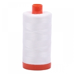 Aurifil 50wt Natural White