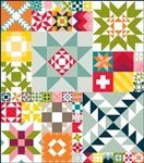 Moda Modern Blocks Pattern ONLY