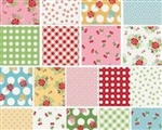 Sew Cherry 2 Jelly Roll by Lori Holt