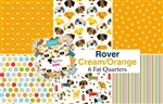 Rover 6 Fat Quarter Bundle by Bella Blvd