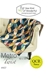 Sew Kind of Wonderful Metro Twist