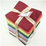 Riley Blake Designs Solids Fat Quarter Bundle