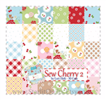 Sew Cherry 2 Yard Bundle by Lori Holt