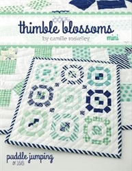 Mini Thimble Blossoms Puddle Jumping