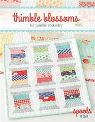 Mini Thimble Blossoms Spools by Camille Roskelley