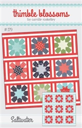Thimble Blossoms Saltwater Pattern