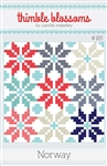 Thimble Blossoms Norway Quilt Pattern
