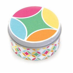 "2"" Circle Tin Quilt Blocks"