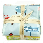 Cruiser Blvd Fat Quarter Bundle
