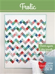 Frolic Quilt Pattern by Cluck Cluck SEW