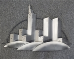 Curtis Jere 1996 New York City Skyline