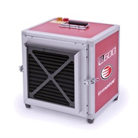 Pullman Ermator A600 AIR SCRUBBER HEPA 120V  2-Speed Airflow 300 and 600 cfm