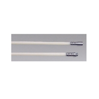 "Nikro 860230 - 3/8"" x 48"" Brush Rods - Nylon"