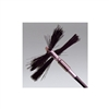 "Nikro 862053 - 24"" Round Nylon Button Brush"