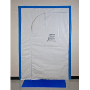 Abatement Technologies AIRE GUARDIAN® Door Guard Reusable Containment Barrier  sc 1 st  Spycor & Abatement Technologies AIRE GUARDIAN® Door Guard Reusable ...