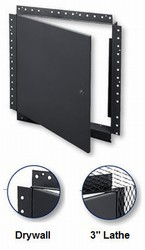 Flush Mount with Corner Beads (AHD-GYP), Cendrex, Access Doors, Access Pannels