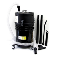 High Capacity HEPA Abatement Vacuum