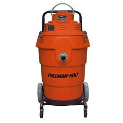 Pullman Holt HEPA VAC 2HP 12GL 102ASB DRY, Our popular 2-hp, 2-stage long-life motor makes this HEPA vacuum a true 'work horse' for heavy duty service in professional abatement work. The 102ASB offers superior vacuum recovery, ranging from dry, light part