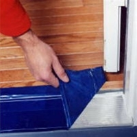 "1"" x 108' Threshold & Trim Protection - Case of 12"