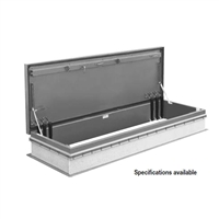 Type L Service Stair Access Roof Hatch