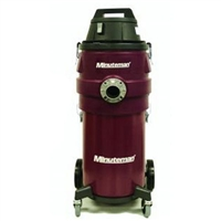 Minuteman X829 15 Gallon ULPA Dry Vacuum.  The X829 Direct Load Vacuums (15 gallon) contains five filter media for dry recovery and 4 filter media when used for wet recovery: disposable paper bag filter (15 gallon recovery only) for bulk debris, paper fil