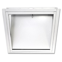 FW-5050-UP Ceiling Fire Rated Access Door UPSWING The Acudor FW-5050-UP is an upswing fire rated access door approved for installation in ceilings.  This door has been approved by Warnock Hersey International for three hours, with a maximum size of