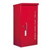 Strike First Heavy Duty Outdoor Fire Extinguisher Cabinet, in stock, stock item