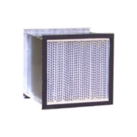 "For use with OA1000, OA1200, & OA2100 PAC:  HEPA Certified filter, 99.99% @ 0.3 micron, metal frame Size: 16""x16""x 12"""