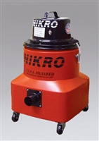 Nikro LV10 - 10 Gallon HEPA Lead Vacuum with H.E.P.A