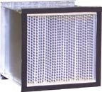 Final stage 99.97% HEPA filter, metal frame, 1/cs.