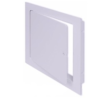The Acudor MS-7000 is a medium duty access door. The 12 gage door and frame construction and tamperproof security cam latches make this access door ideal for use in medium security jails, prisons, psychiatric institutions, etc.