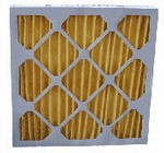"For use with exhaust on OA2000 PAC:  Primary Pleated Filter, 24""x18""x2"", MERV 11 qty 4"