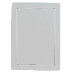 Williams Brothers Plastic Reversable Access Doors, These high impact ABS plastic access panels with UV stabilizers are made with precision dies for perfect fit of door and frame. Surface is a cosmetically acceptable textured surface for paint if desired.