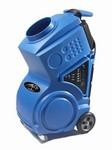 Predator 1200 Portable Air Scrubber (variable airflow, 300 cfm-1,000 cfm) Abatement Technologies, The Predator 1200 PAS delivers heavyweight performance in a lightweight, virtually indestructible rotational molded cabinet. With a lifetime cabinet warrant