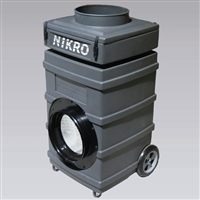 Nikro PS1000 - Upright Poly Air Scrubber HEPA 115v / 3.5 amps