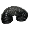 "Wire Reinforced Mylar Flex Duct, 8"" dia., 25 ft"