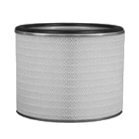 Dry HEPA filter for V8000WD, 1/ea.
