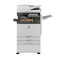 Floor Model Sharp MX-4070N Color A3 Laser Copier